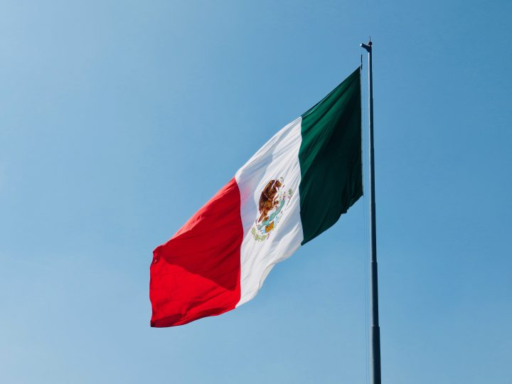 Flag of Mexico, Mexico Travel Blog Tips
