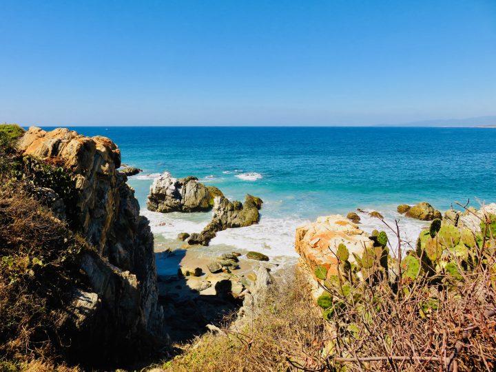 Walk to La Punta in Puerto Escondido Mexico, Mexico Travel Blog Inspirations