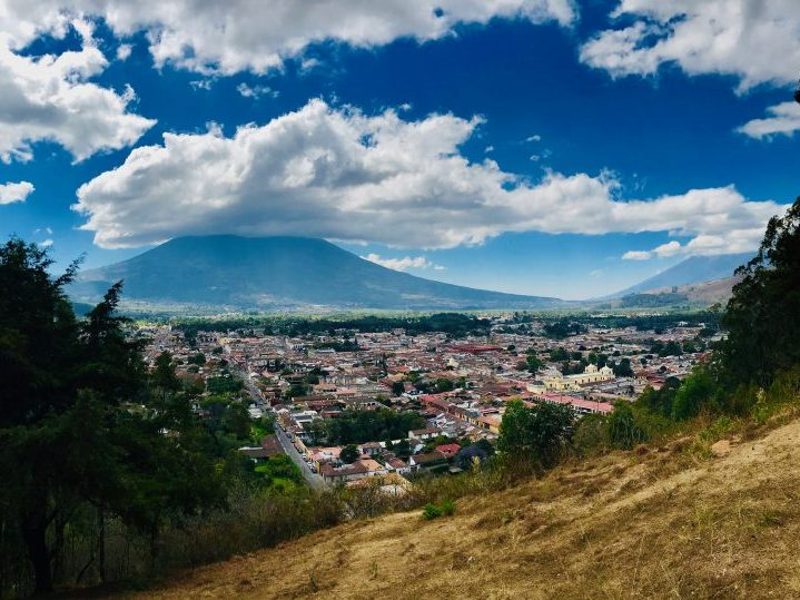 Mirador over Antigua Guatemala, Guatemala Travel Blog