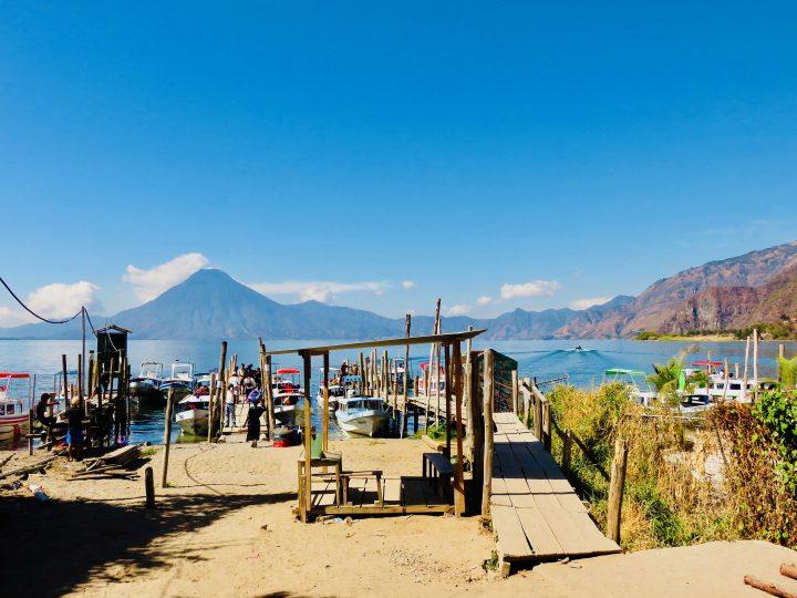 Port of Panajachel at Lake Atitlán Guatemala, Guatemala Travel Blog