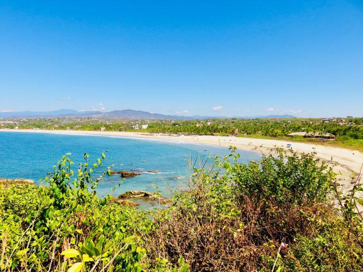 Playa Zicatela in Puerto Escondido Mexico, Mexico Travel Blog Inspirations