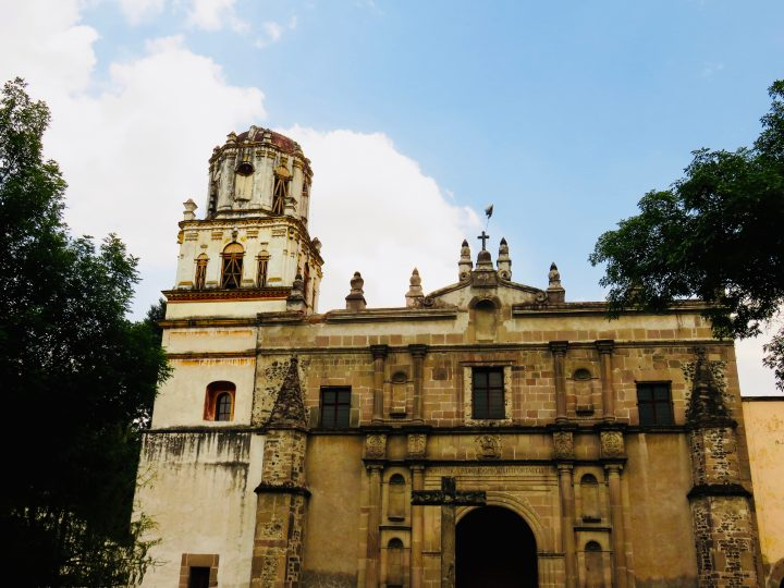 San Juan Bautista church in Mexico City, Mexico Travel Blog Inspirations