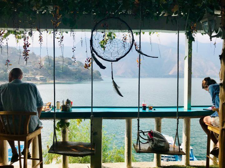 Coffee break in San Pedro Atitlán Guatemala, Guatemala Travel Blog