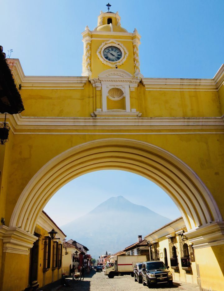 Famous Santa Catalina Arch in Antigua Guatemala, Guatemala Travel Blog