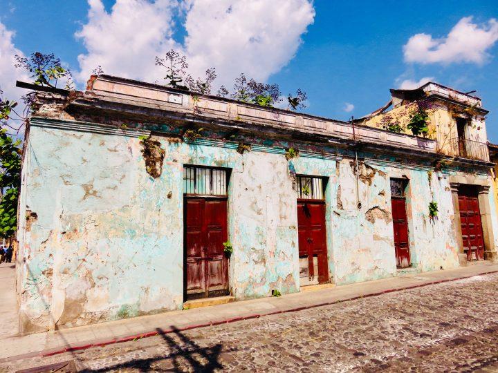Streets of Antigua Guatemala, Guatemala Travel Blog