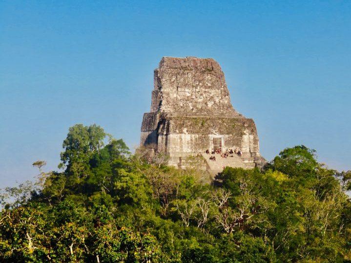 Templo IV at the archaeological site Tikal Guatemala, Guatemala Travel Blog