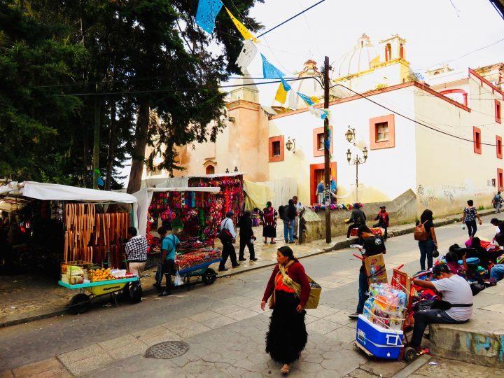Templo Market in San Cristobal de Las Casas Mexico, Mexico Travel Blog Inspirations
