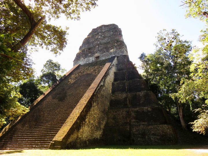 Templo V archaeological site Tikal Guatemala, Guatemala Travel Blog