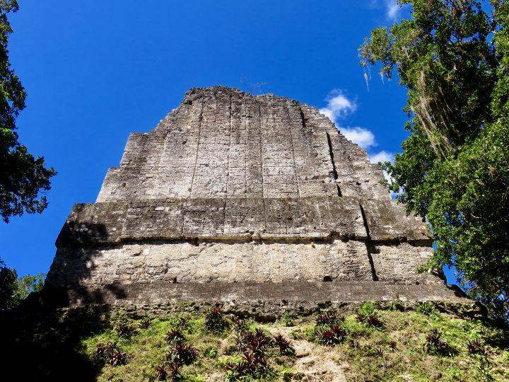 Templo VI archaeological site Tikal Guatemala, Guatemala Travel Blog