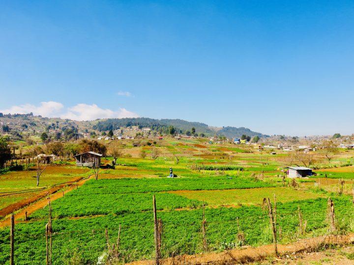 Valley near San Cristobal de Las Casas Mexico, Mexico Travel Blog Inspirations