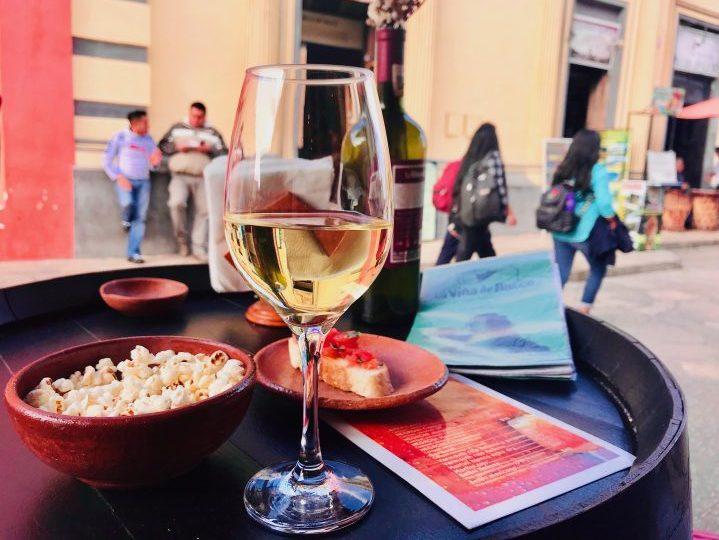 Wine at Vino in San Cristobal de Las Casas Mexico, Mexico Travel Blog Inspirations