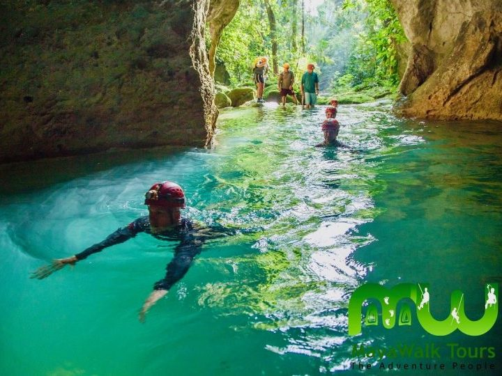 Entrance of the Maya Actun Tunichil Muknal (ATM) cave in Belize, Belize Travel Blog