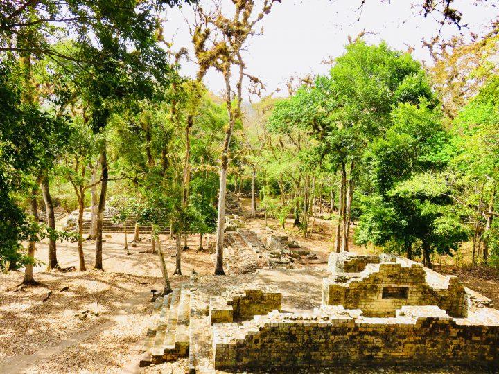 Archaeological site Acropolis Copán Ruinas Honduras, Honduras Travel Blog