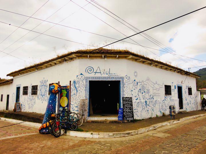 Axul Café in Apaneca on the Ruta de las Flores El Salvador, El Salvador Travel Blog