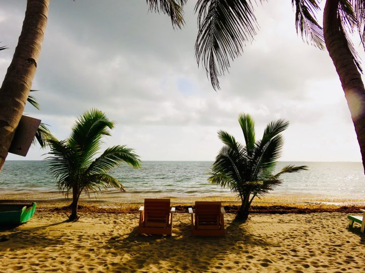 Harbour Beach view Placencia Belize, Belize Travel Blog