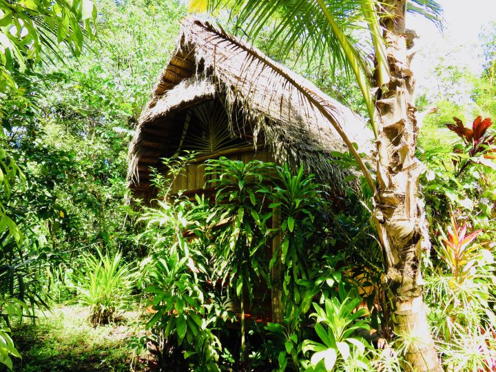 Cabana at hotelito El Perdido along the Río Dulce Guatemala, Guatemala Travel Blog
