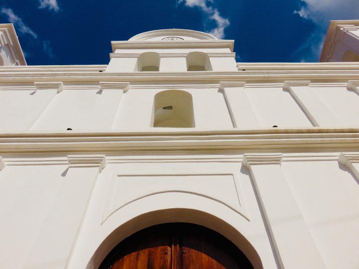 Church in Copán Ruinas Honduras, Honduras Travel Blog