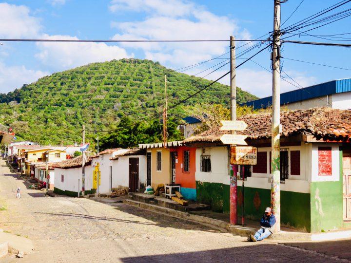 Coffee hill in the town Apaneca on the Ruta de las Flores El Salvador, El Salvador Travel Blog
