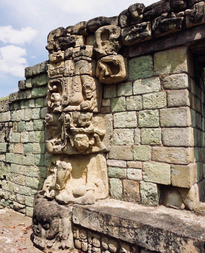 Archaeological site in detail Copán Ruinas Honduras, Honduras Travel Blog