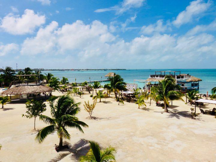 Restaurant KOKO King Beach on Caye Caulker Belize, Belize Travel Blog