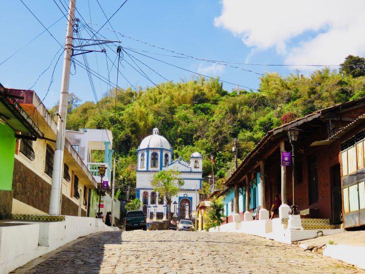 El Mirador outlook in Ataco on the Ruta de las Flores El Salvador, El Salvador Travel Blog