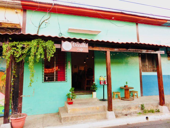 Occalli Cafe and Restaurant in Juayúa on the Ruta de las Flores El Salvador, El Salvador Travel Blog