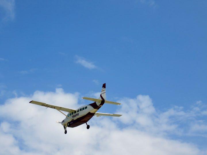 Tropic Air plane in Belize, Belize Travel Blog