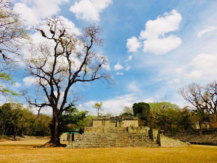 Archaeological site Main Plaza Copán Ruinas Honduras, Honduras Travel Blog