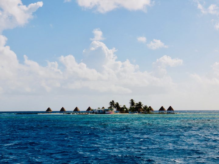 Visiting Rendezvous Caye during Sailing tour Raggamuffin Belize, Belize Travel Blog