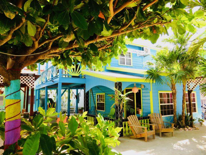 Hotel and accommodation Sea n Sun on Caye Caulker Belize, Belize Travel Blog