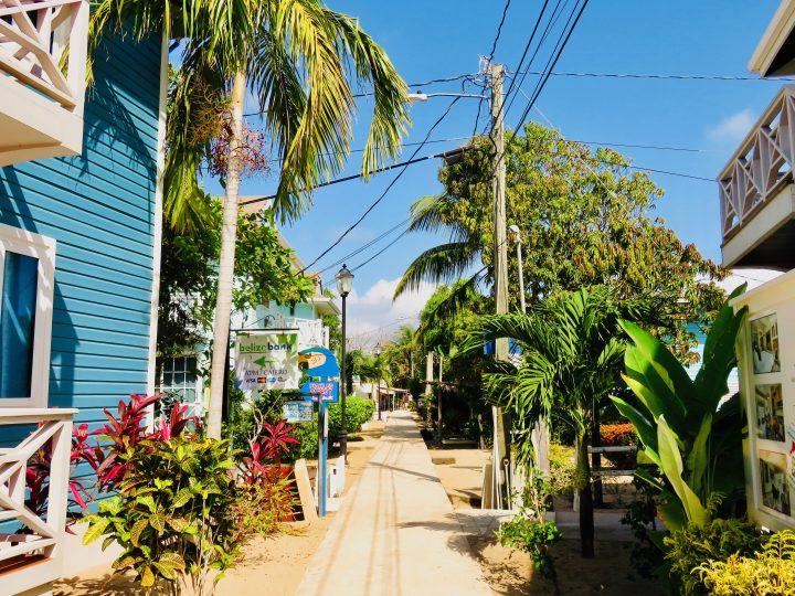Boardwalk in Placencia Belize, Belize Travel Blog