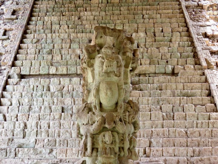 Archaeological site Stairways Copán Ruinas Honduras, Honduras Travel Blog