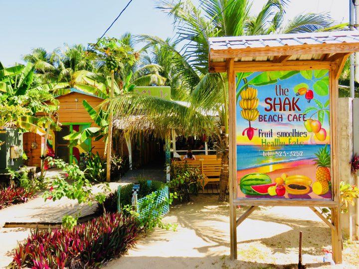 Healthy Breakfast at The Shak Restaurant in Placencia Belize, Belize Travel Blog