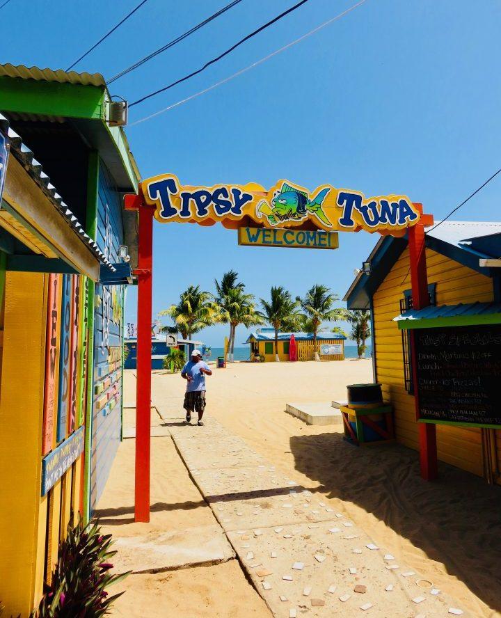 Restaurant and Bar Tipsy Tuna Placencia Belize, Belize Travel Blog