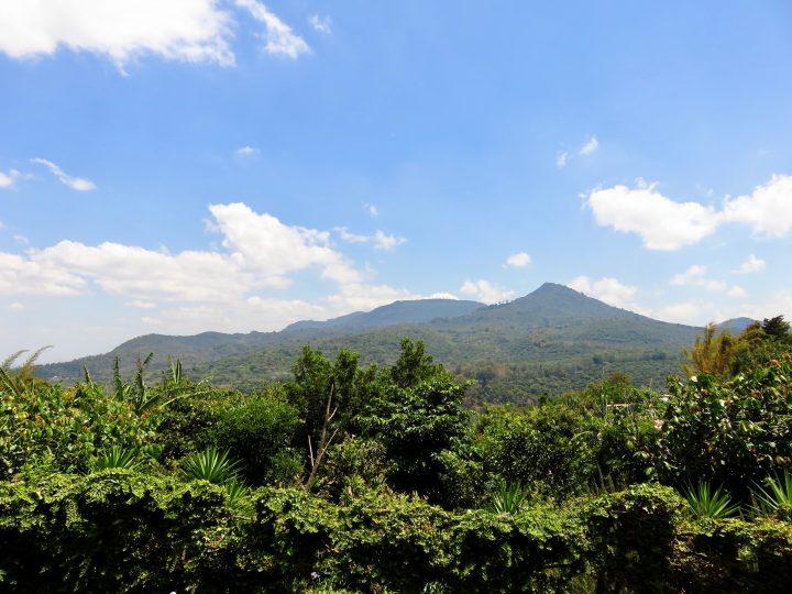 Volcano View in Ataco on the Ruta de las Flores El Salvador, El Salvador Travel Blog