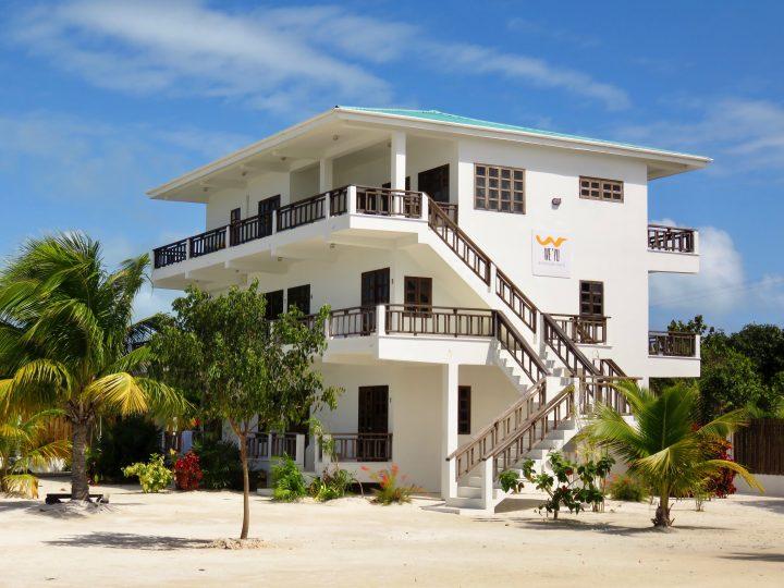 Hotel and accommodation WE'YU on Caye Caulker Belize, Belize Travel Blog