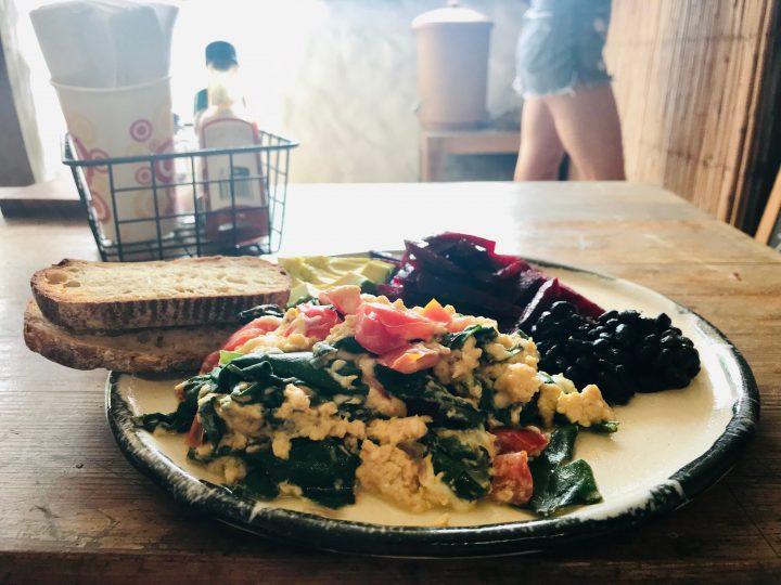 Restaurant Day Lunch for healthy food in El Tunco El Salvador, El Salvador Travel Blog