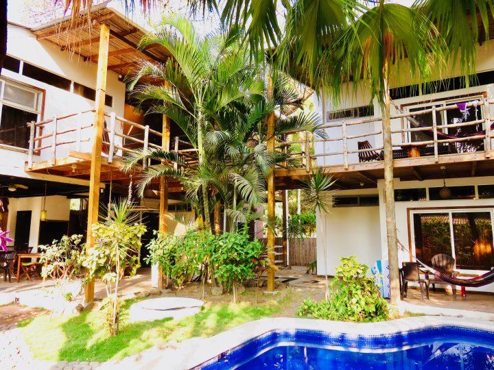 Hotel Eco del Mar in El Tunco El Salvador, El Salvador Travel Blog