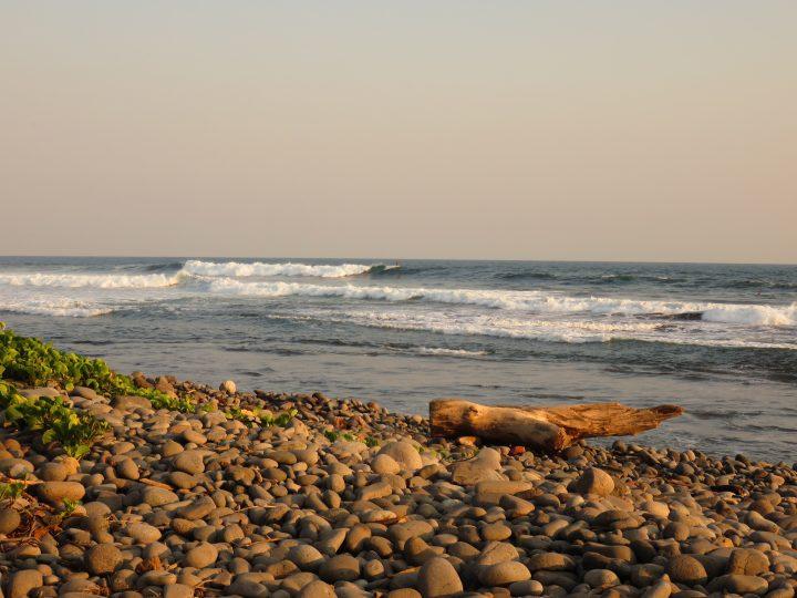 Surf break La Bocana in El Tunco El Salvador, El Salvador Travel Blog