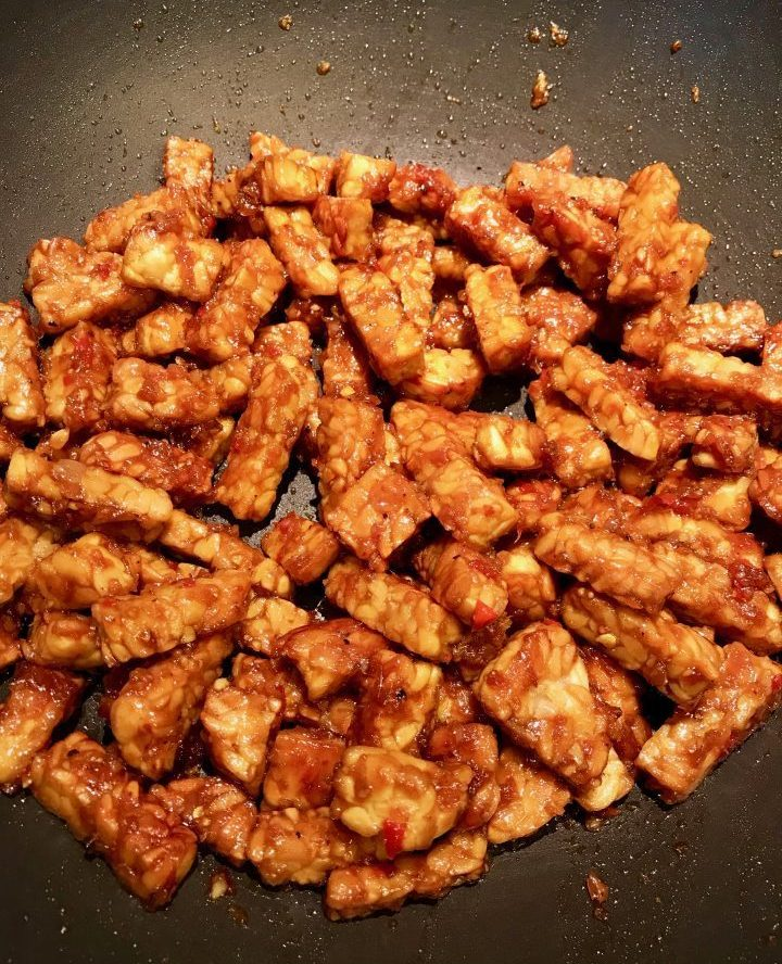 Tempeh ingredient for the Gado Gado Food Healthy Food recipes and inspirations