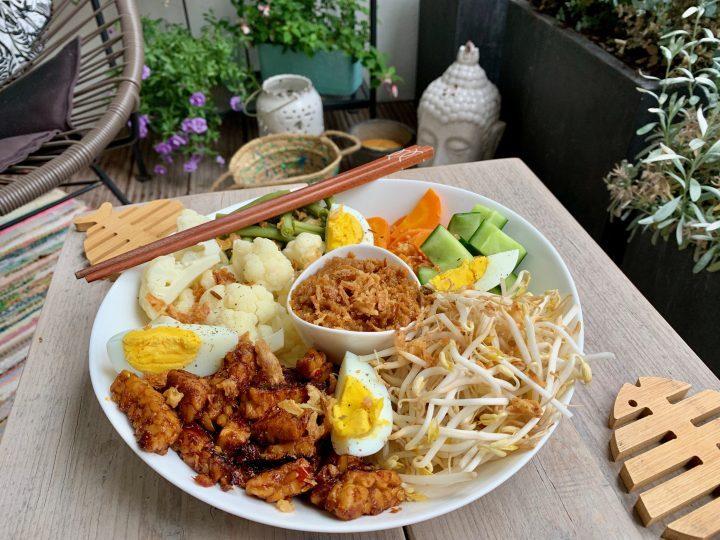 Delicious homemade Gado Gado Food Healthy Food recipes and inspirations