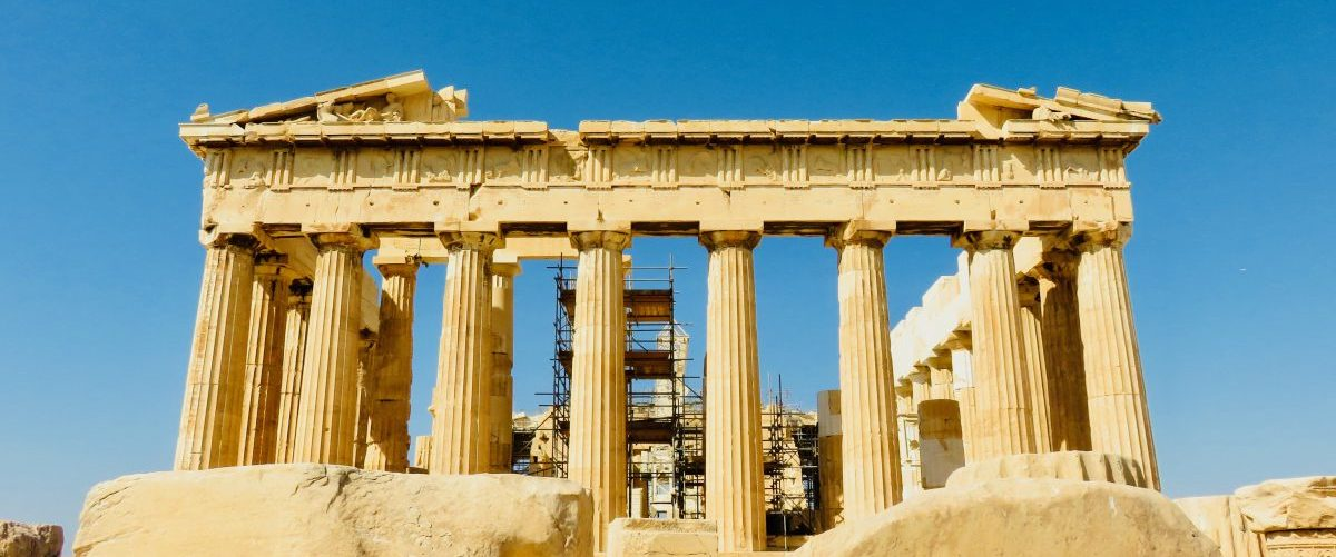 Parthenon Athens Greece, Greek Cyclades Travel Blog