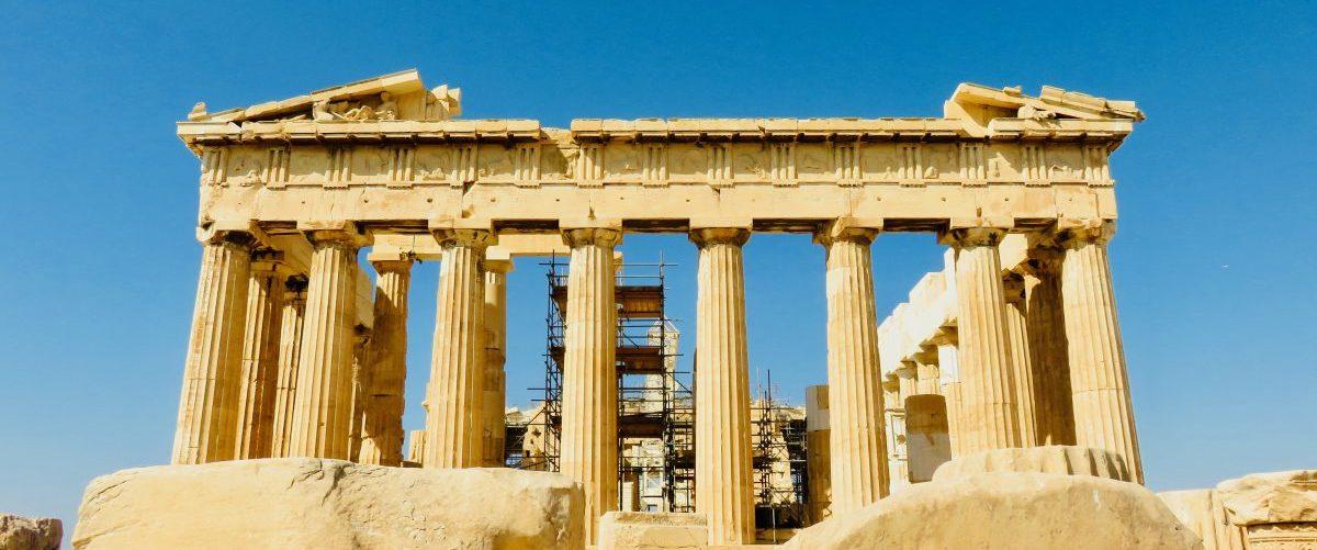 Parthenon Athens Greece, Greek Cyclades Travel Blog