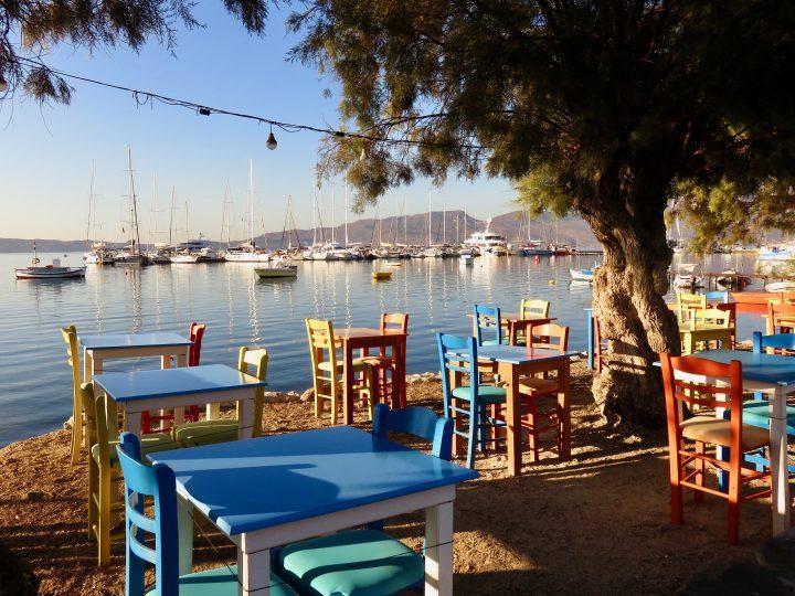 Colors Milos Greece, Greek Cyclades Travel Blog
