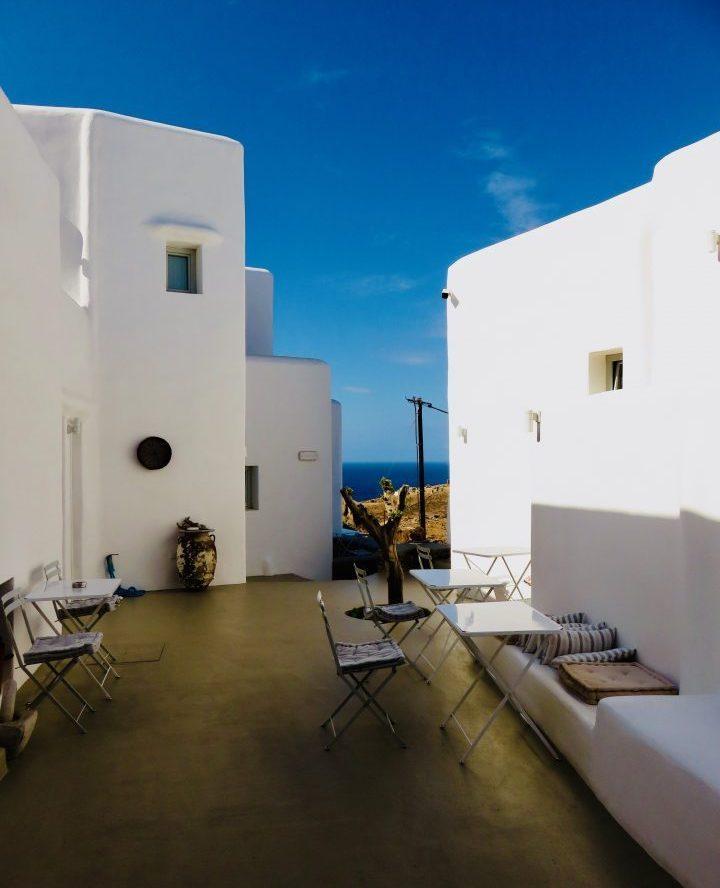 Great new Hotel Chora on Ios Greece, Greek Cyclades Travel Blog