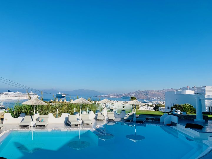 hotel Ilio Maris on Mykonos Greece, Greek Cyclades Travel Blog