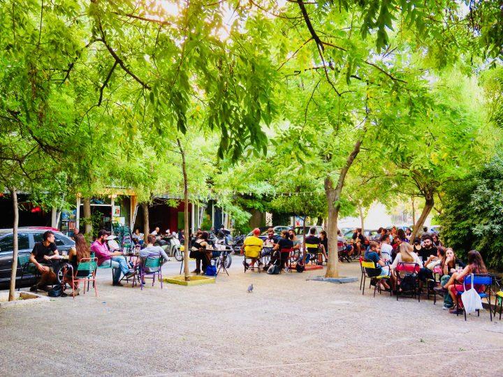 Visit Koukaki Athens Greece, Greek Cyclades Travel Blog