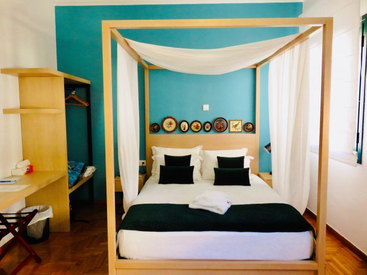 Hotel Neratzia Athens Greece, Greek Cyclades Travel Blog