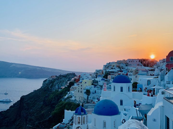 Oia Santorini Greece, Greek Cyclades Travel Blog