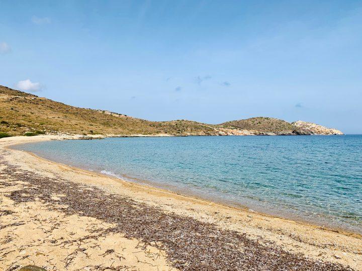 Psatshi Beach Ios Greece, Greek Cyclades Travel Blog